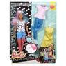 Кукла Барби Игра с модой Barbie Blue Violet DTF05