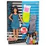 Кукла Барби Игра с модой Barbie Fashionistas спортивный стиль DTF01