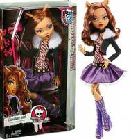 Кукла Monster High Клодин Вульф Страшно высокие DHC41