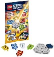 Lego Nexo Knights 70373 Комбо NEXO Силы-2