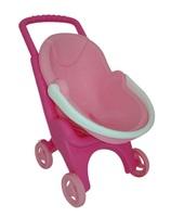 Полесье Тележка Pink Line 2х1 (коляска в сеточке) Арт.44525
