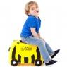 Trunki детский чемодан на колесиках Пчела 0044