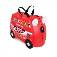 Trunki детский чемодан на колесиках Автобус 0186