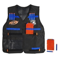 Экипировка Nerf Elite Жилет Агента со стрелами и обоймами A0250