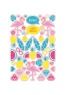 Trunki детский чемодан на колесиках Фламинго Флосси 0353