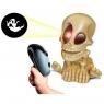 Тир проектор Джонни Череп с бластером 0669