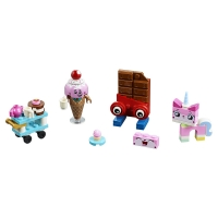 Лего 70822 Самые лучшие друзья Кисоньки Lego Movie