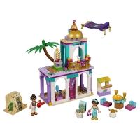 Лего 41161 Приключения Аладдина и Жасмин во дворце Lego Disney