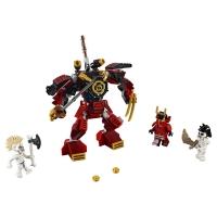 Лего 70665 Робот-самурай Lego Ninjago