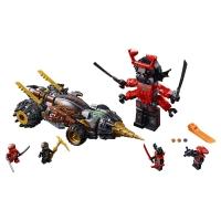 Лего 70669 Земляной бур Коула Lego Ninjago