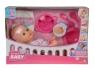 Кукла Simba New Born Пупс с аксессуарами 38 см 10 5037975
