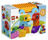 Веселая каталка с кубиками
