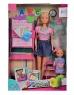 Кукла Simba Штеффи и Эви Школа 10 5730472