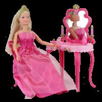Кукла Simba Штеффи Принцесса со столиком 10 5733197