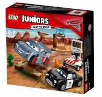 Lego Juniors 10742 Тренировочный полигон Вилли Бутта