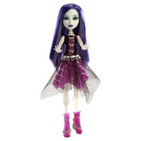 Кукла Monster High Спектра Вондергейст Она живая Y0423