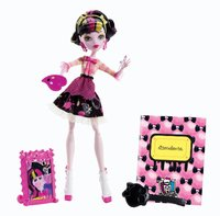 Кукла Monster High Дракулаура Арт класс BDF12