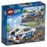 Лего 60239 Автомобиль полицейского патруля Lego City