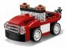 Красная гоночная машина