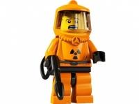 Минифигурка 4-й выпуск Ликвидатор в защитном костюме
