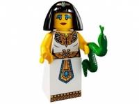 Минифигурка 5-й выпуск Царица Египта