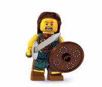 Минифигурка 6-й выпуск Кельтский воин
