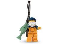 Минифигурка 3-й выпуск Рыбак