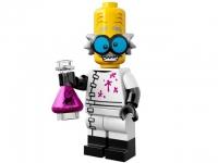Минифигурка 14-й выпуск-Сумасшедший ученый