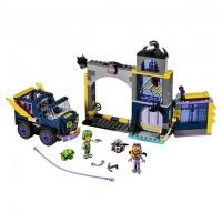 Lego Super Hero Girls 41237 Секретный бункер Бэтгерл