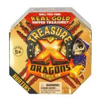 Набор Treasure X Золото драконов, охотник и сокровище 41507