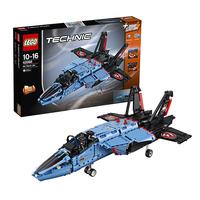 Lego Technic Сверхзвуковой истребитель 42066