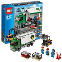 Грузовик Лего