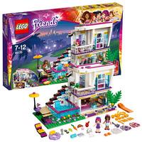Лего Френдс Поп-звезда: дом Ливи 41135