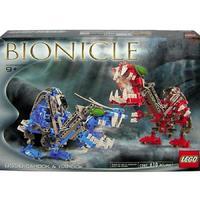 Lego 8558 Кадок и Гадок