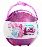 Лол Жемчужина Lol Surprise Pearl фиолетовый