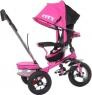 Детский трехколесный велосипед Trike City Sport 5588A-1 (розовый)