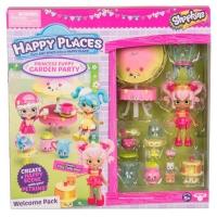 Набор Happy Places Вечеринка принцессы в саду со щеночками 56931