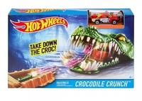 Трек Hot Wheels Укус крокодила DWK96
