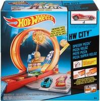 Трек Hot Wheels Скоростная пицца