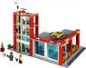 Lego City 60004 Пожарная часть
