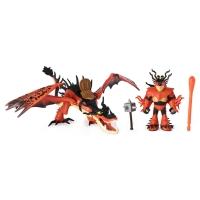 Набор Дракон Кривоклык и викинг Dragons 66621