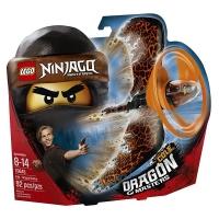Lego Ninjago 70645 Коул Мастер дракона