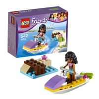 Lego Friends 41000 Водный мотоцикл Эммы