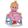 Bouncin Babies Кукла Бони с машинкой 803001
