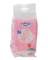Подгузники для куклы Baby Born Zapf Creation 815816