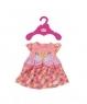 Платье для куклы Baby Born Zapf Creation 824559