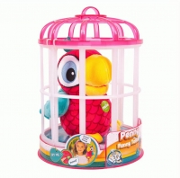 Интерактивный Попугай Пэнни Club Petz IMC Toys 95038