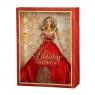Кукла Barbie Коллекционная Holiday BDH13