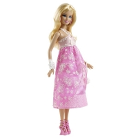 Кукла Barbie в Вечернем Платье BFW17
