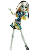 Кукла Monster High Френки Штейн Коффин Бин BHN04